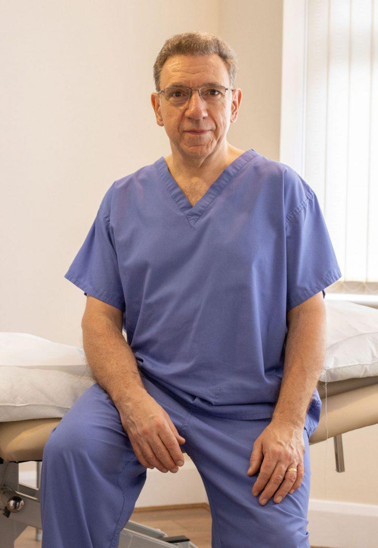 Alan Szmelskyj Registered Osteopath in Cambridge