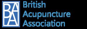 British Acupuncture Association Logo